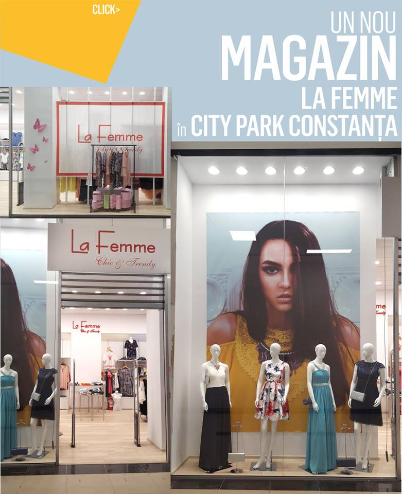 Magazin City Park Constanta