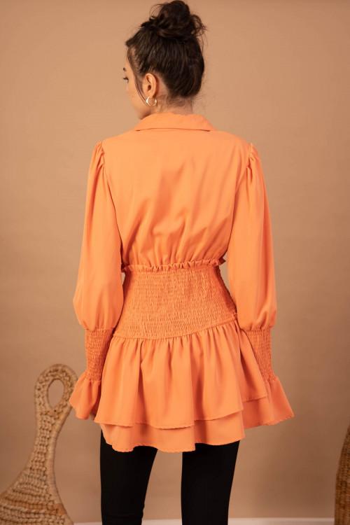 Tunica orange tip camasa 0205R OR