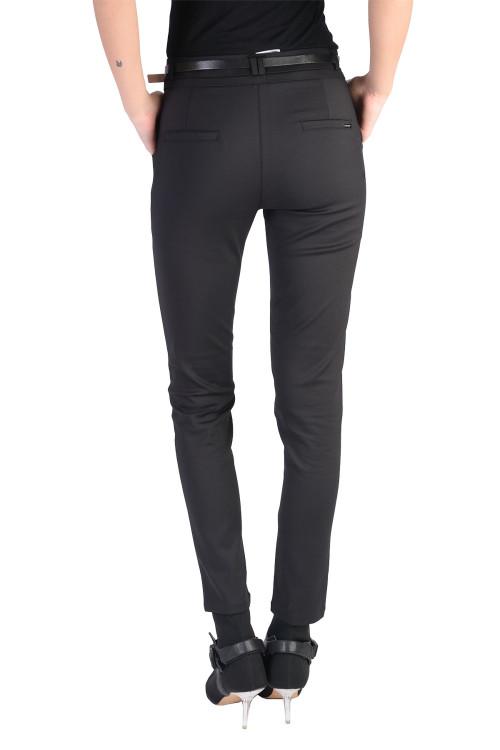 Pantaloni dama negri H9167 NG