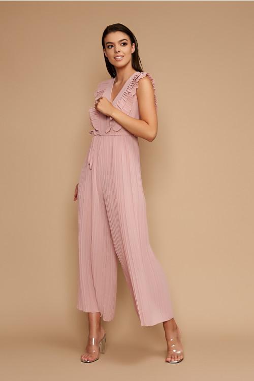 Salopeta eleganta captusita 277502R roz