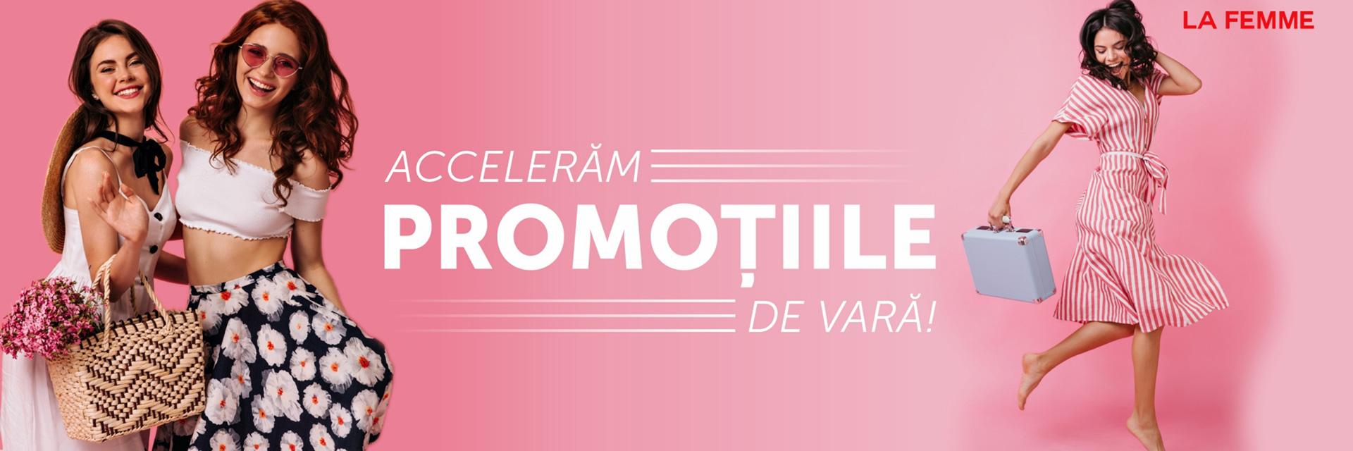 Promotii LaFemme